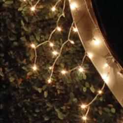 Toldható kültéri statikus fények