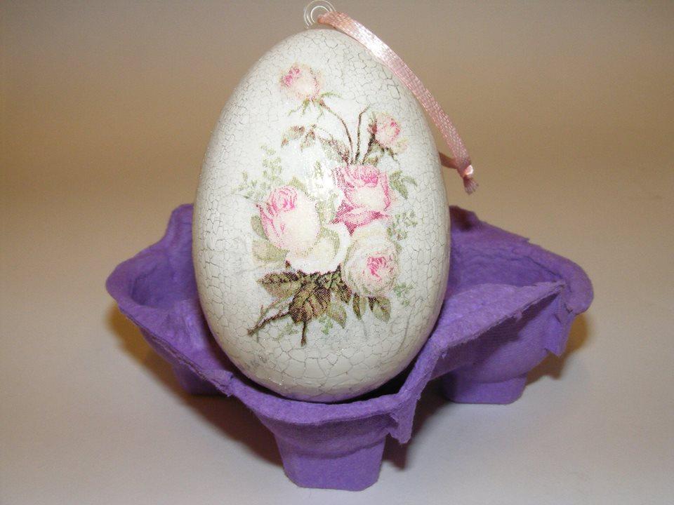 Húsvéti tojás decoupage – workshop 2017. április 01.