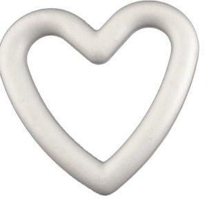 Hungarocell szív forma 7 cm