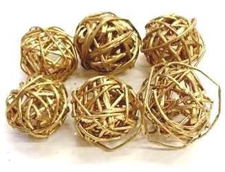 rattan-golyo-arany-csillamos-hobbykreativ