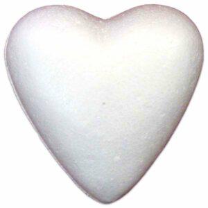 Hungarocell szív 7 cm lapos