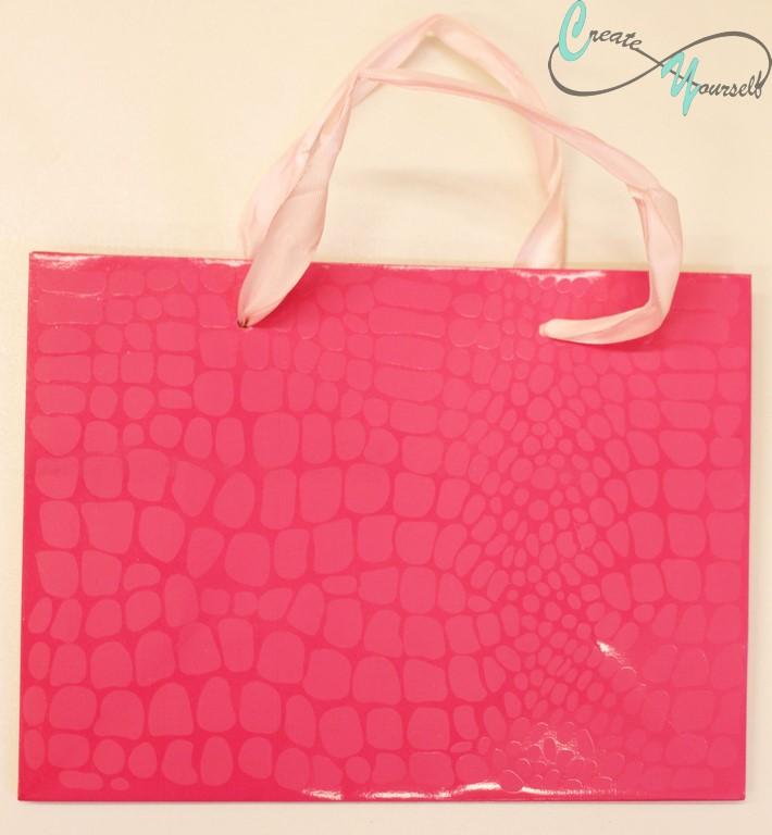 3594dcb5e7c5 Ajándéktasak pink - Create