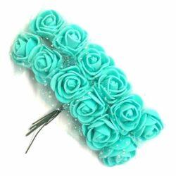 Polifoam rózsák 2-3 cm