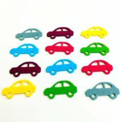 autok-vegyes-kicsi-filc-12db-hobbykreativ