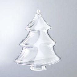 Karácsonyi műanyag és üveg alapanyagok