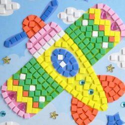 Mozaik kirakó