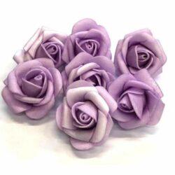 Polifoam rózsák 4-5 cm