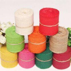 Virágkötészeti textíliák és egyéb anyagok