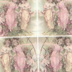 Dekorszalveta-Decoupage-Fairies-hobbykreativ
