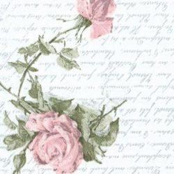 dekorszalveta-vintage-rose-letter-hobbykreativ
