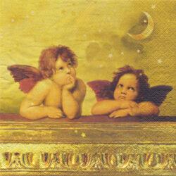 szalveta-angyal