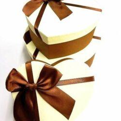 sziv-doboz-szett-3db-barna-szalagos-2-hobbykreativ