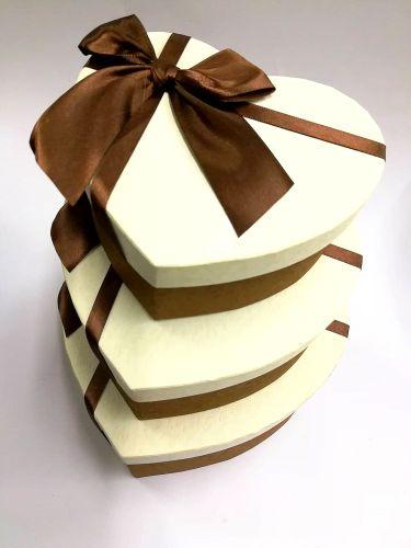 sziv-doboz-szett-3db-barna-szalagos-3-hobbykreativ