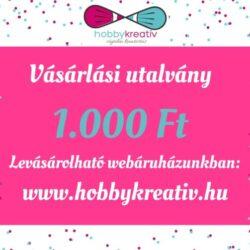 vasarlasi-utalvany-1000-hobbykreativ