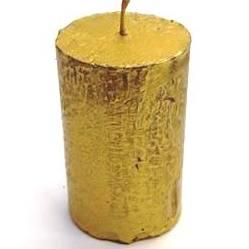 gyertya-arany-henger-nagy-hobbykreativ
