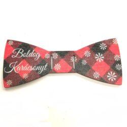 fafigura-nyakkendo-boldog-karacsonyt-hobbykreativ