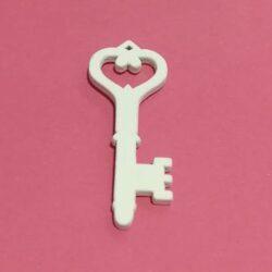 festett-feher-kulcs-hobbykreativ