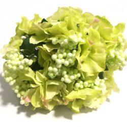 hortenzia-csokor-bogyoval-6szal-p.zold-hobbykreativ