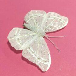 pillango-feher-gyongyokkel-hobbykreativ