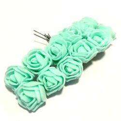 polifoam-mini-rozsa-drotszaron-pasztell-menta-hobbykreativ