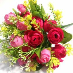 Selyemvirágok