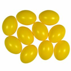 muanyag-tojas-citromsarga-6cm-hobbykreativ