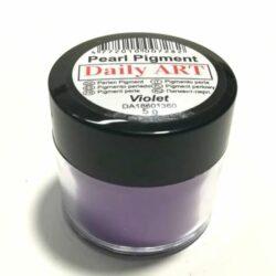 pigmentpor-gyongyhaz-violet-hobbykreativ