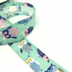 drotos-textil-szalag-bagoly-menta-hobbykreativ