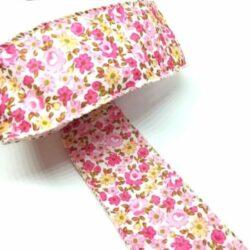 drotos-textil-szalag-viragos-rozsaszin-hobbykreativ