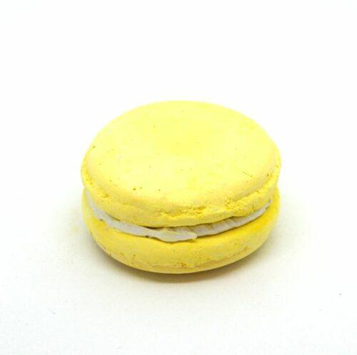 festett-gipsz-macaron-sarga-hobbykreativ
