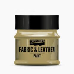 Pentart textil- és bőrfestékek csillogó színekben