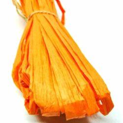 raffia-madzag-narancssarga-hobbykreativ