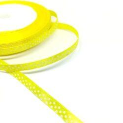 szaten-szalag-pottyos-citromsarga-6mm-hobbykreativ
