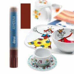 darwi-armerina-porcelanfilc-sotetbarna-hobbykreativ