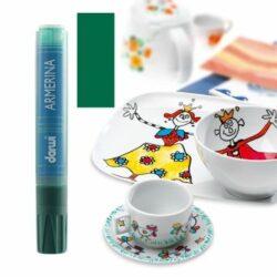 darwi-armerina-porcelanfilc-sotetzold-hobbykreativ