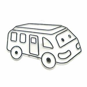 Fényvarázs forma busz