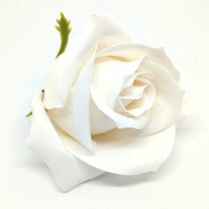 Illatos rózsa fehér 40 mm