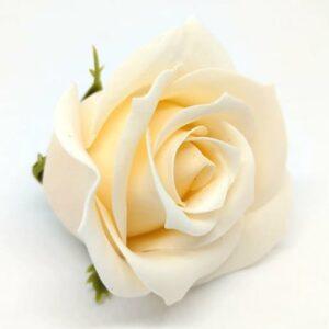 Illatos rózsa törtfehér 40 mm