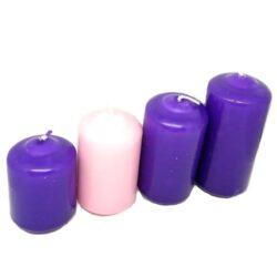 adventi-gyertya-szett-lepcsos-rozsaszin-lila-hobbykreativ