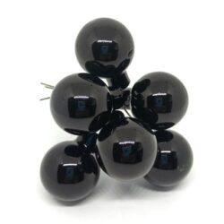 diszitoelem-fekete-fenyes-uveg-nagy-hobbykreativ