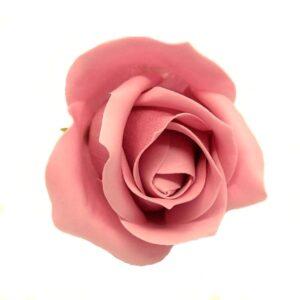 Illatos rózsa pasztell mályva 40 mm