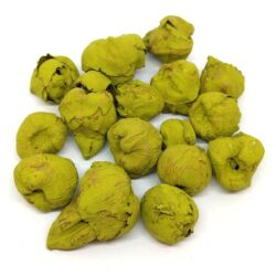 kokuszvirag-zart-oliva-zold-hobbykreativ
