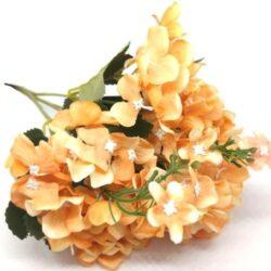 selyem-dusviragu-csokor-narancssarga-hobbykreativ