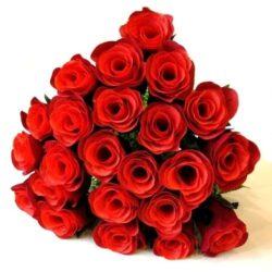 selyem-rozsa-csokor-BIG-piros-hobbykreativ