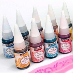 Pentart Dye Solution alkoholos színezék oldatok