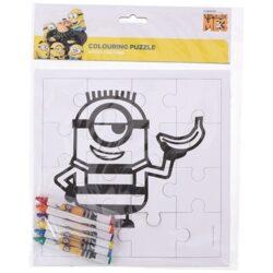 Szinezheto-puzzle-zsirkretaval-minion-banannal-hobbykreativ