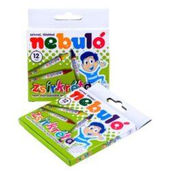nebulo-zsirkreta-12-db-hobbykreativ