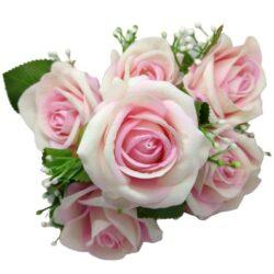 barsonyos-selyem-rozsa-csokor-krem-rozsaszin-hobbykreativ