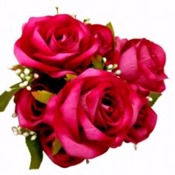 barsonyos-selyem-rozsa-csokor-ruzspiros-hobbykreativ