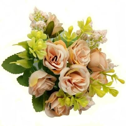 bogyos-selyem-rozsa-csokor-pafrannyal-puder-rozsaszin-1-hobbykreativ